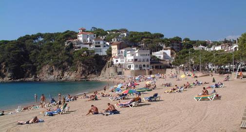 Llafranc Holidays - Costa Brava - Spain. Apartments, Villas, Hotels